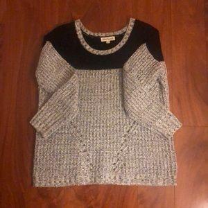 Olive + Oak knit sweater